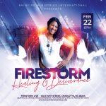 Firestorm - Healing and Deliverance Service
