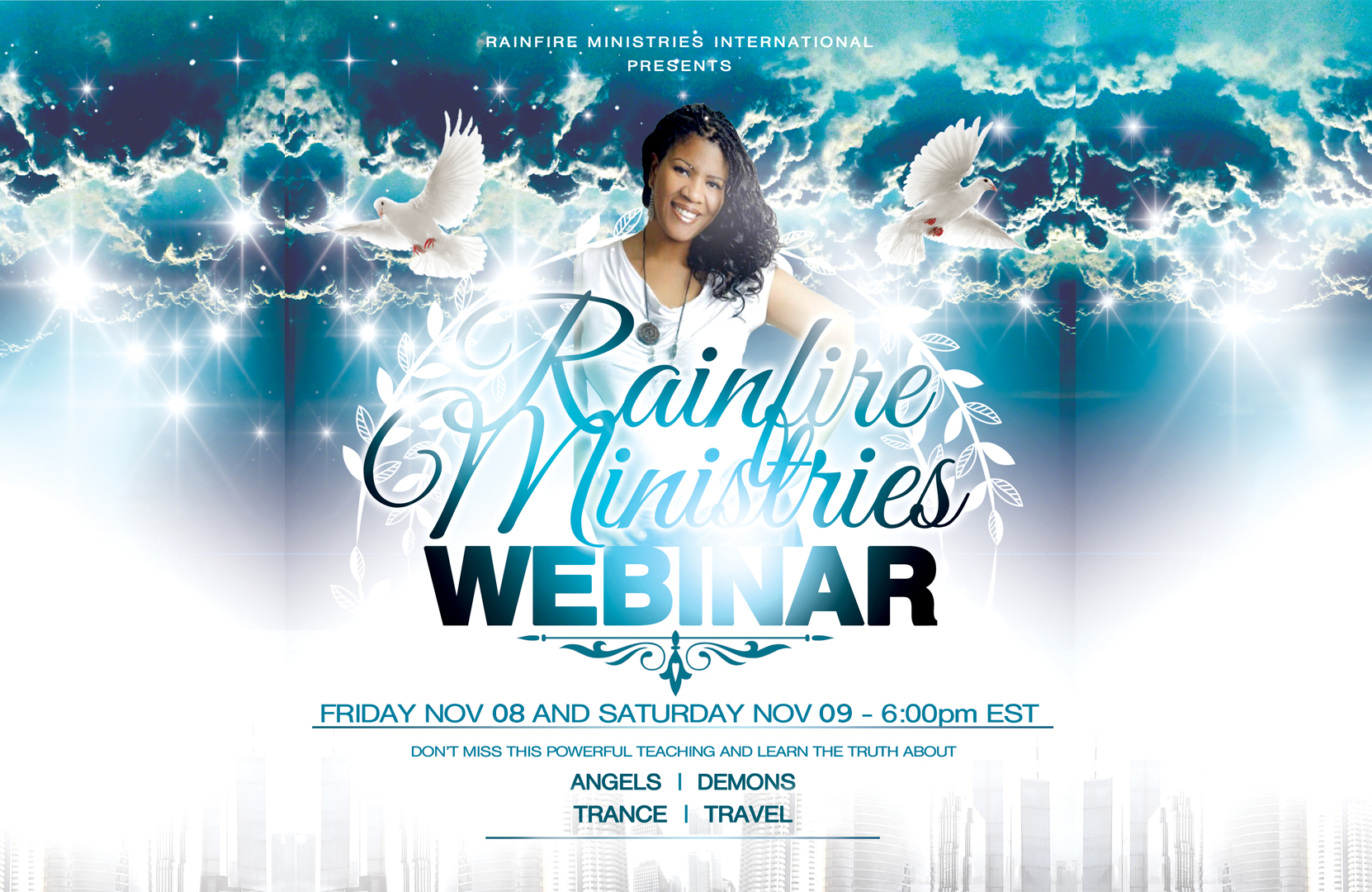 RainFire Ministries Webinar