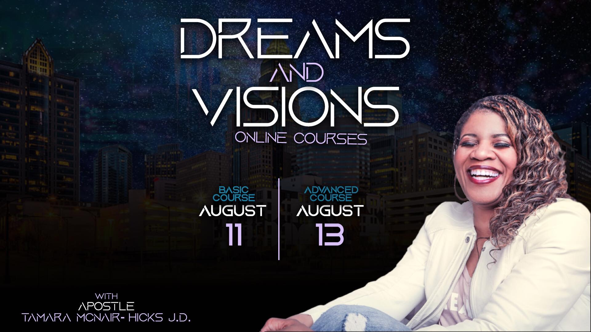 Basic Two Dreams & Visions Course