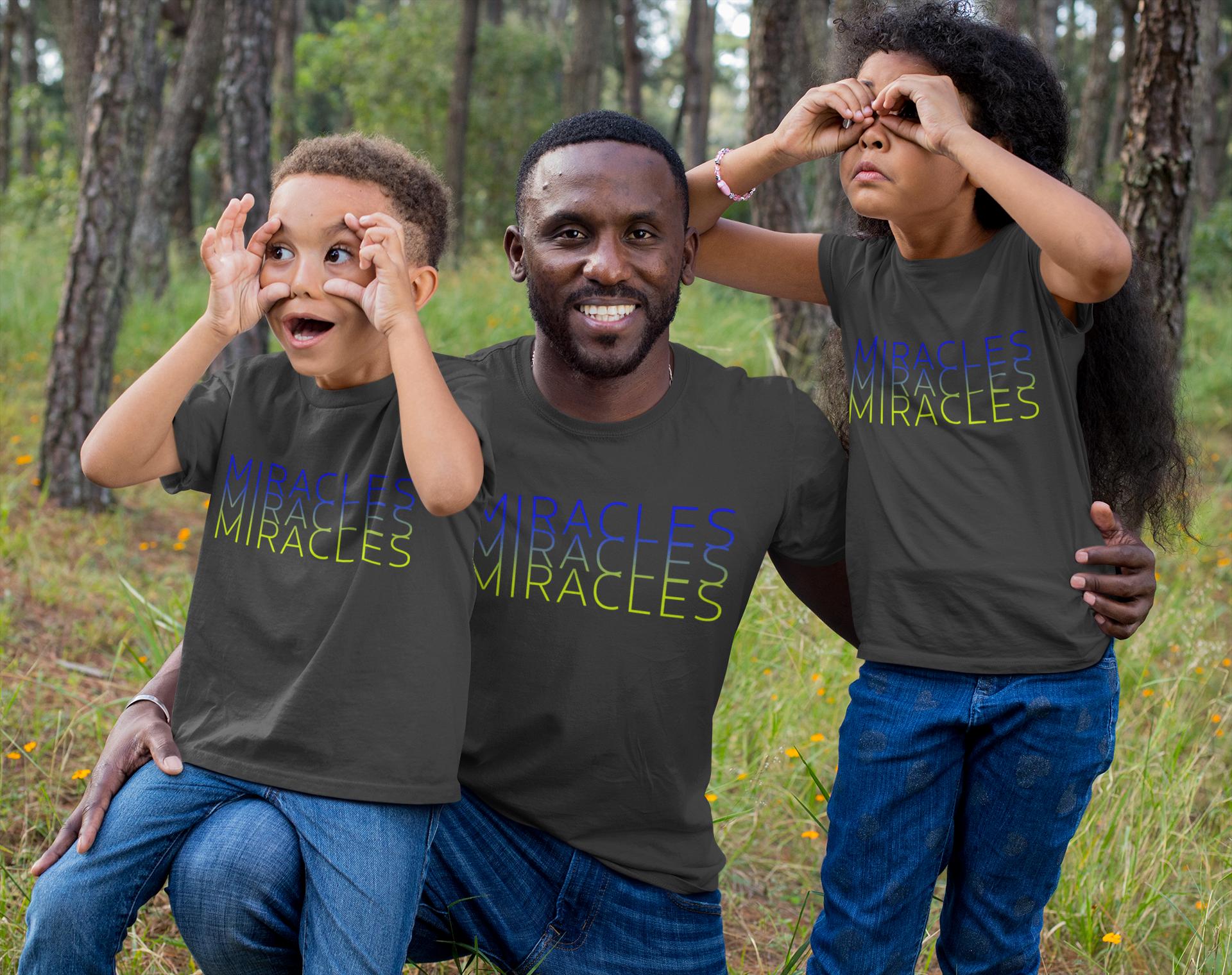RFM team Miracles t-shirt - Presale